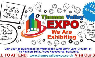 Visually Explained will be at The Region's Largest & Longest Running Expo, Ascot Racecourse, May 2019.