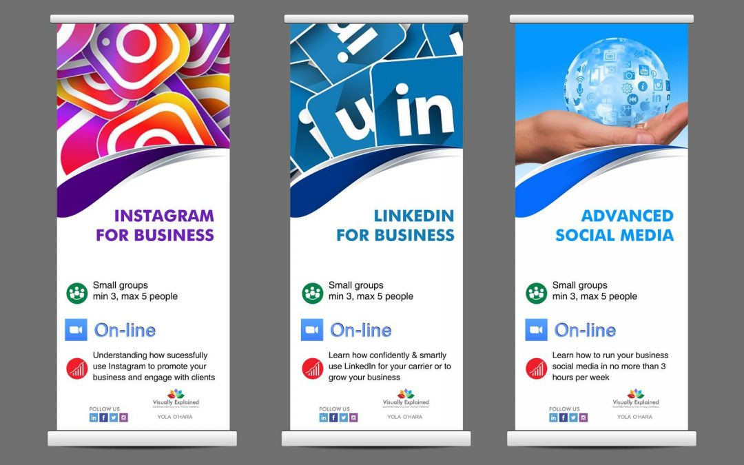 Social Media for Business – on-line