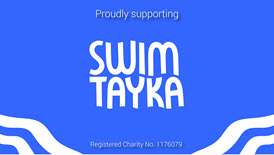 Visually Explained support SwimTayka charity